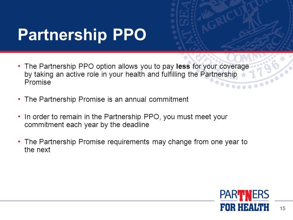 Partnership PPO