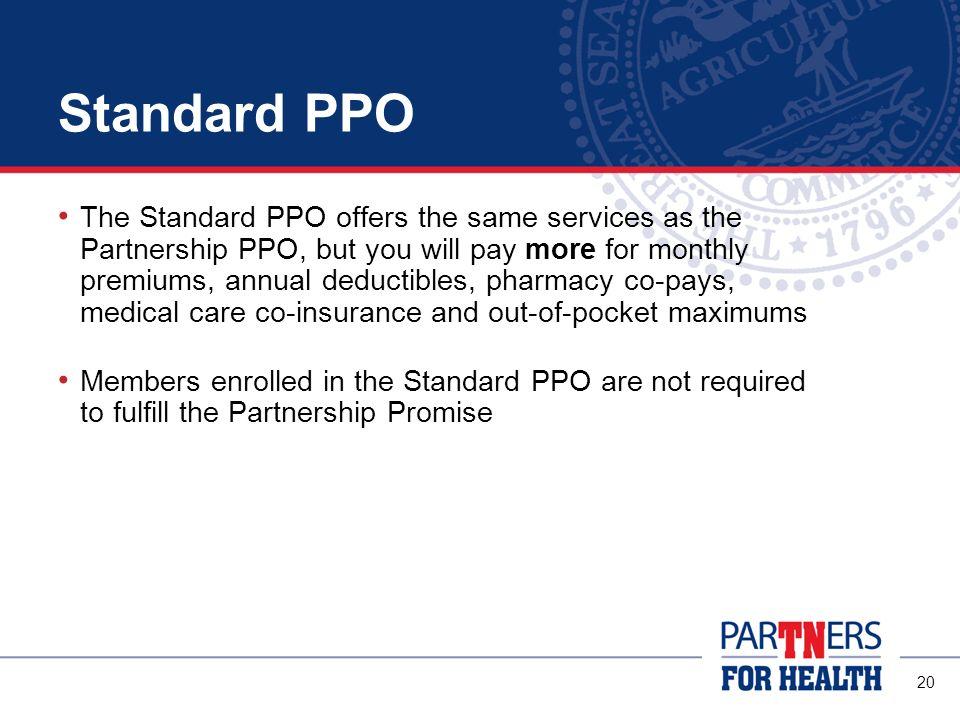 Standard PPO