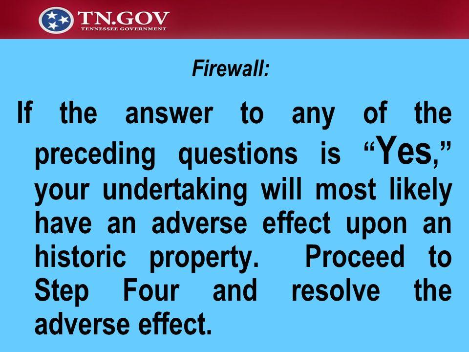 Firewall: