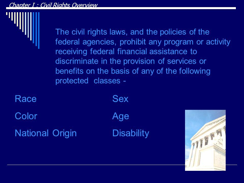 National Origin Disability