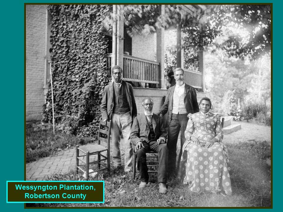Wessyngton Plantation, Robertson County