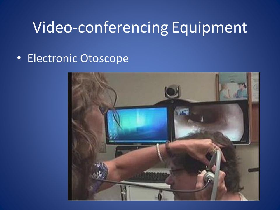 Video-conferencing Equipment