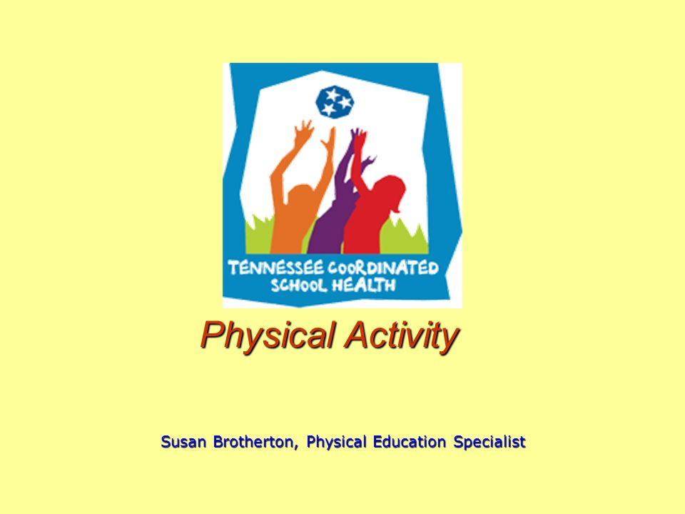 Susan Brotherton, Physical Education Specialist