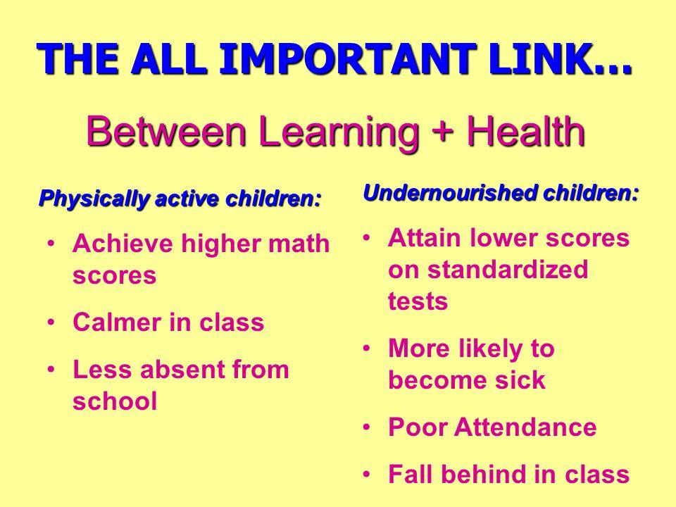 Between Learning + Health