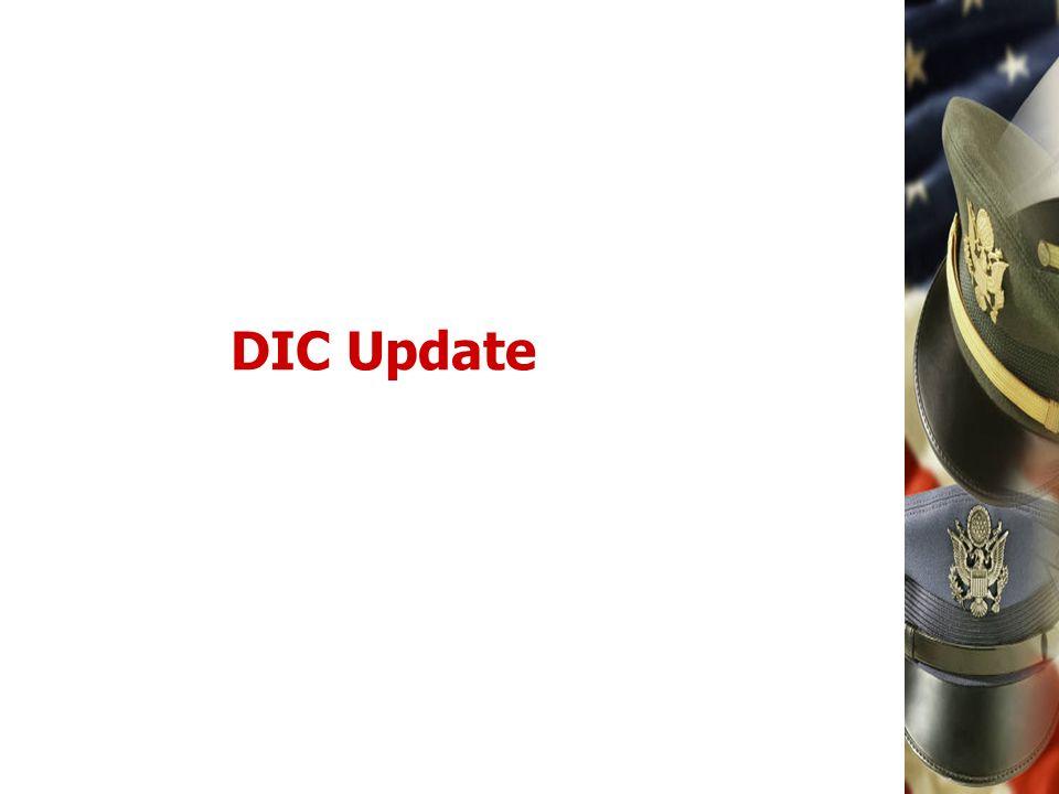 DIC Update