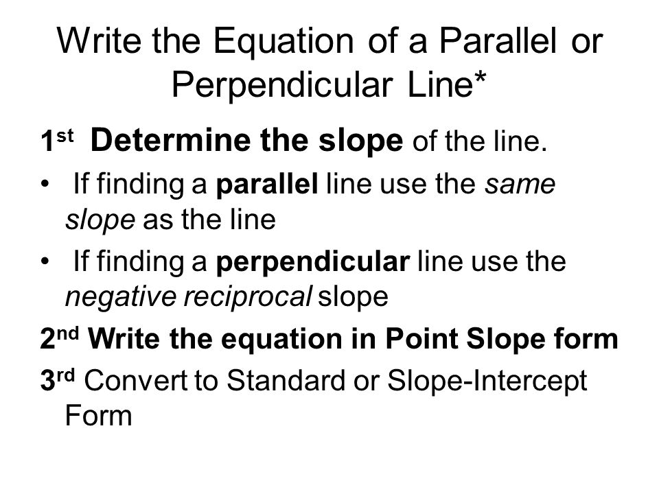Equation of a Line Worksheets: Slope-Intercept Form