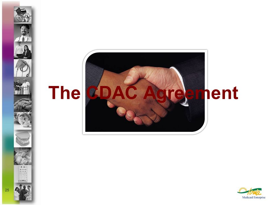 The CDAC Agreement