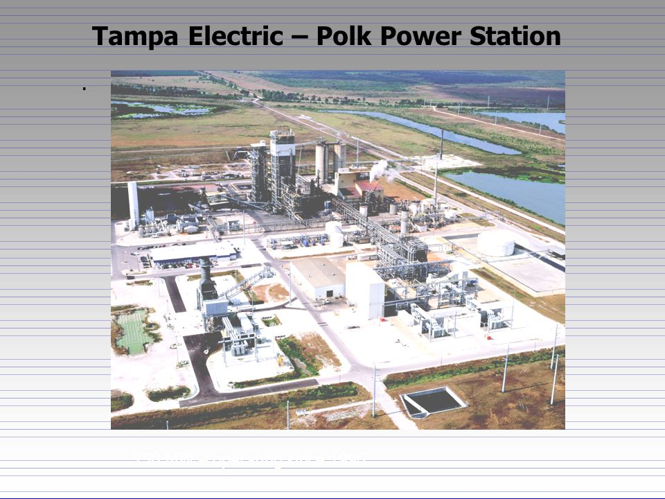Tampa Electric – Polk Power Station