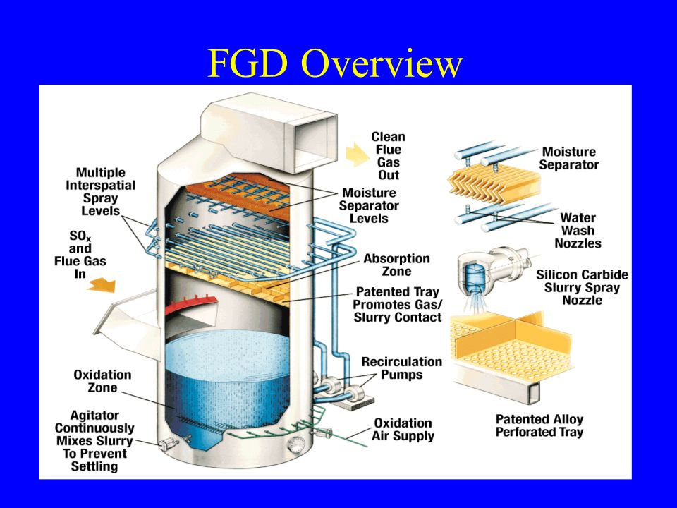 FGD Overview B&W Absorber Module