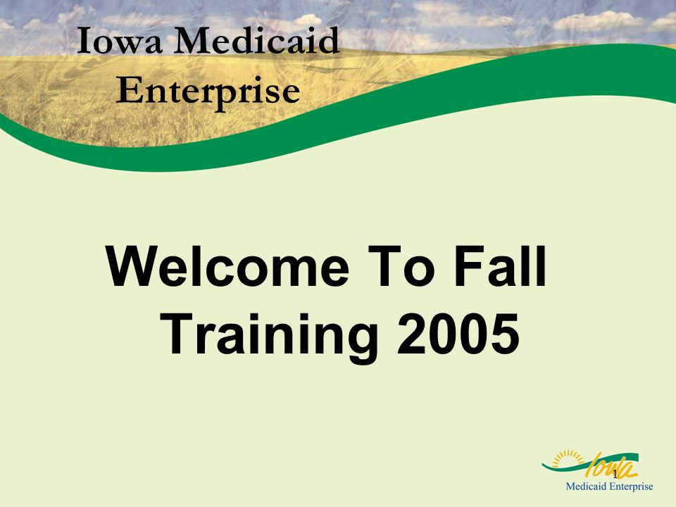 Iowa Medicaid Enterprise