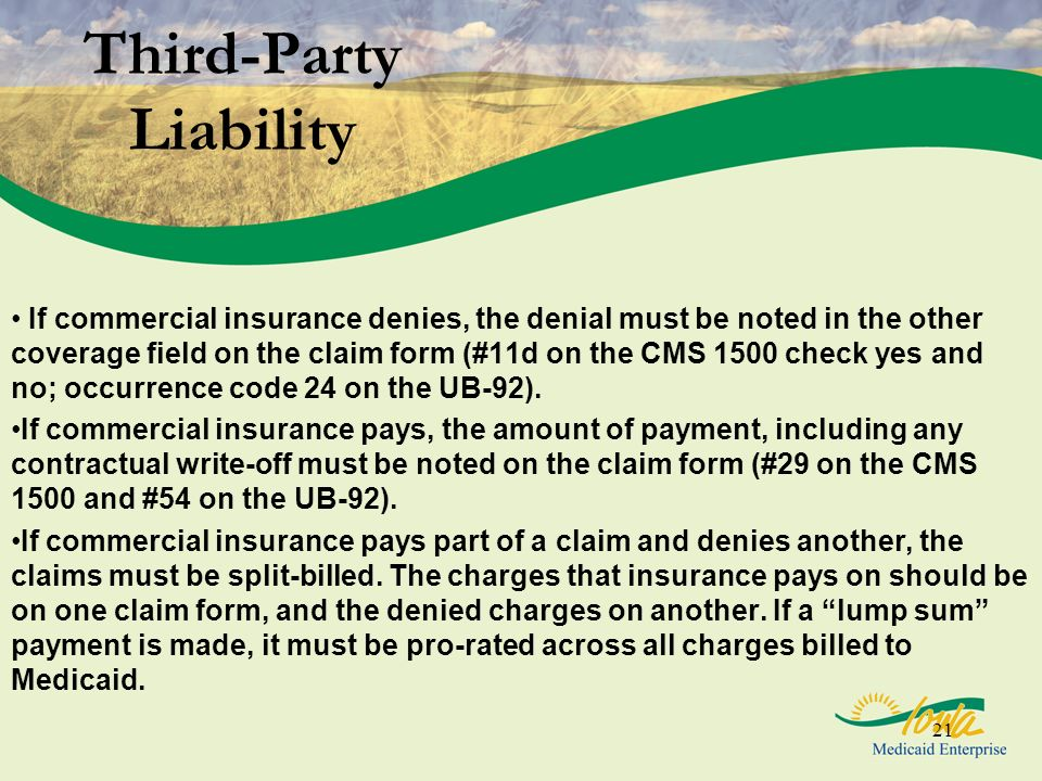 Third-Party Liability