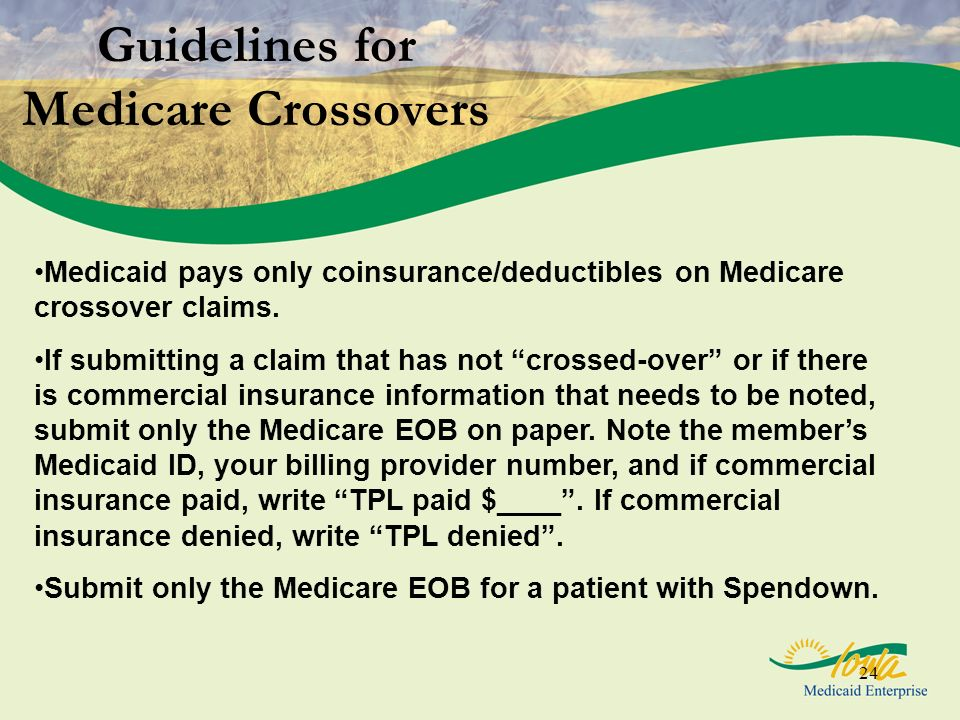 how to read a medicare eob