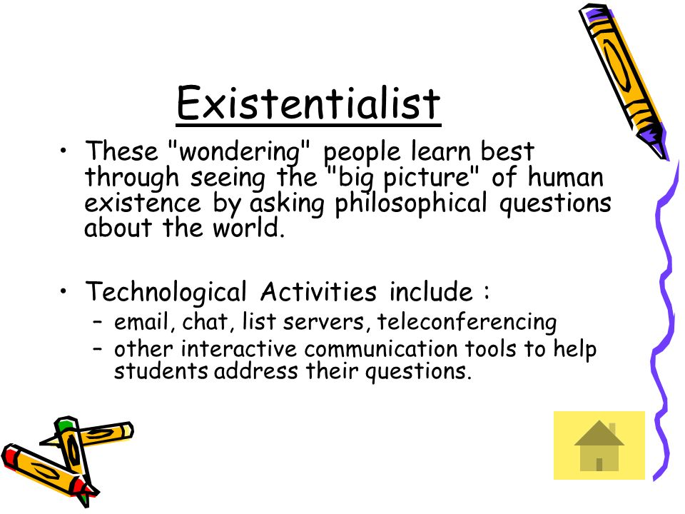 Existentialist