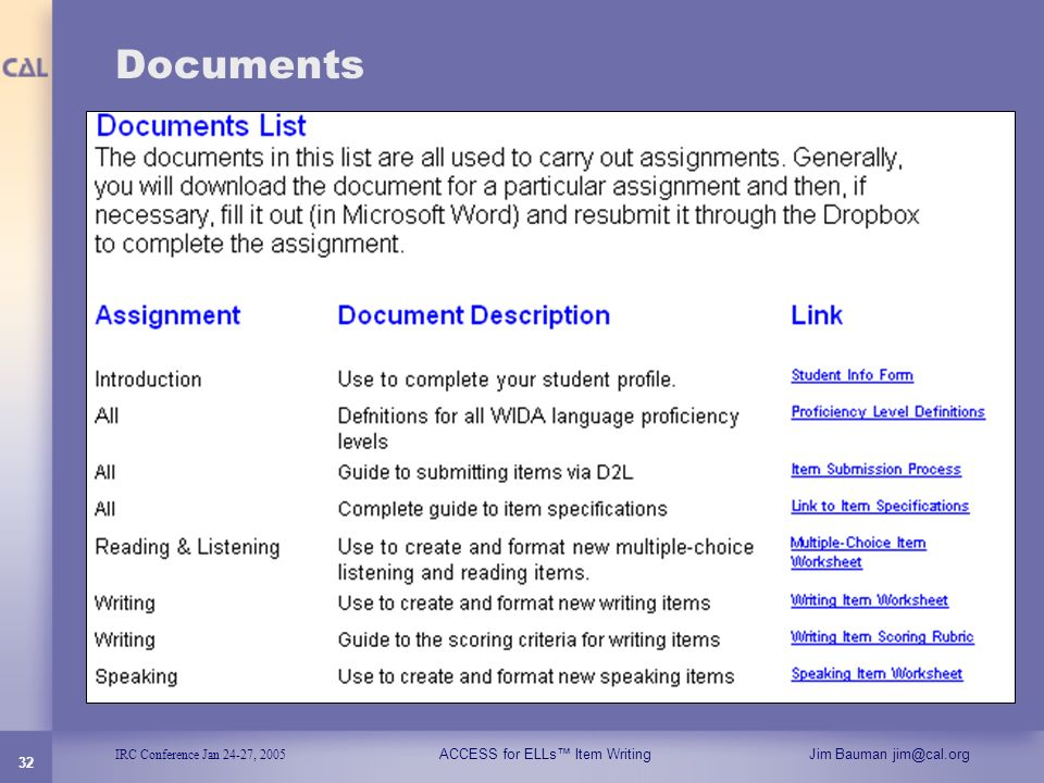 Documents 32