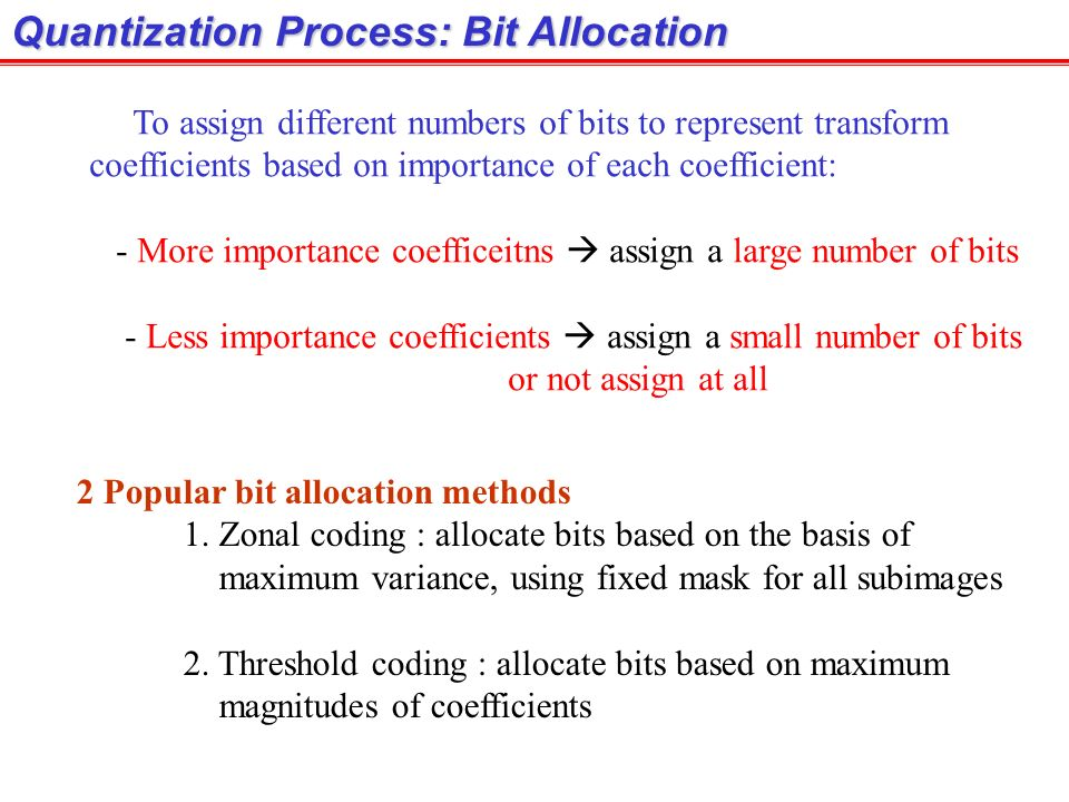 quantization process 8-khz sampling rate then each sample is quantized into 1 of 256 levels and  then encoded into digital eight-bit words this process is illustrated in the figure.