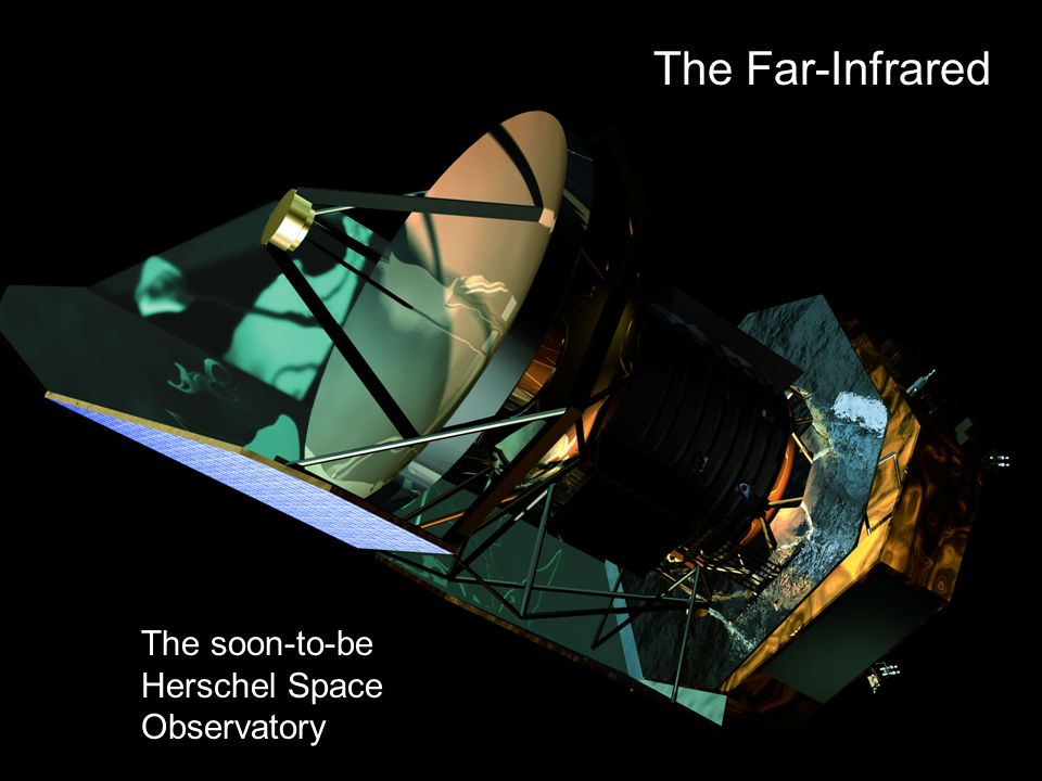 The Far-Infrared The soon-to-be Herschel Space Observatory