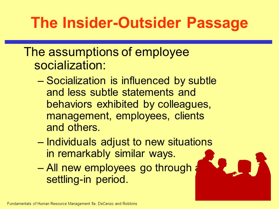 The Insider-Outsider Passage