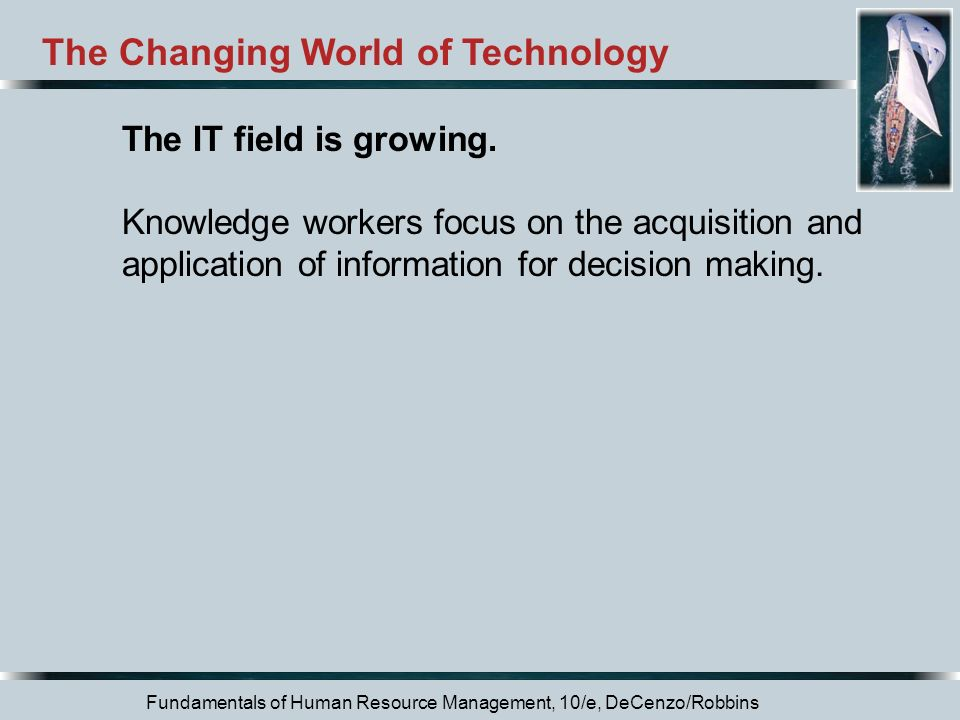 the growing field of human performance technology Human resources and workforce management news brief genetics, technology, data feature heavily among 2018's fastest-growing job categories.