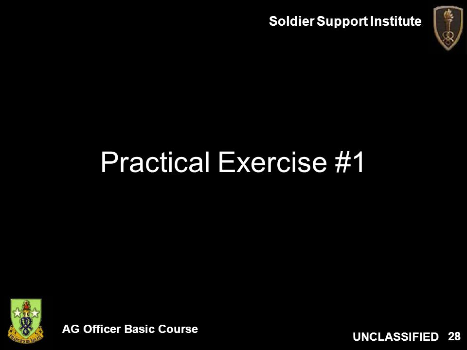 Practical Exercise #1