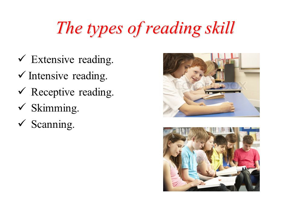 Three Types of Skills Classification