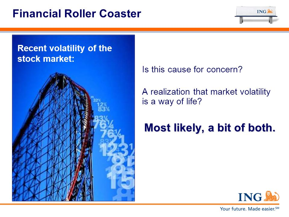 Financial Roller Coaster