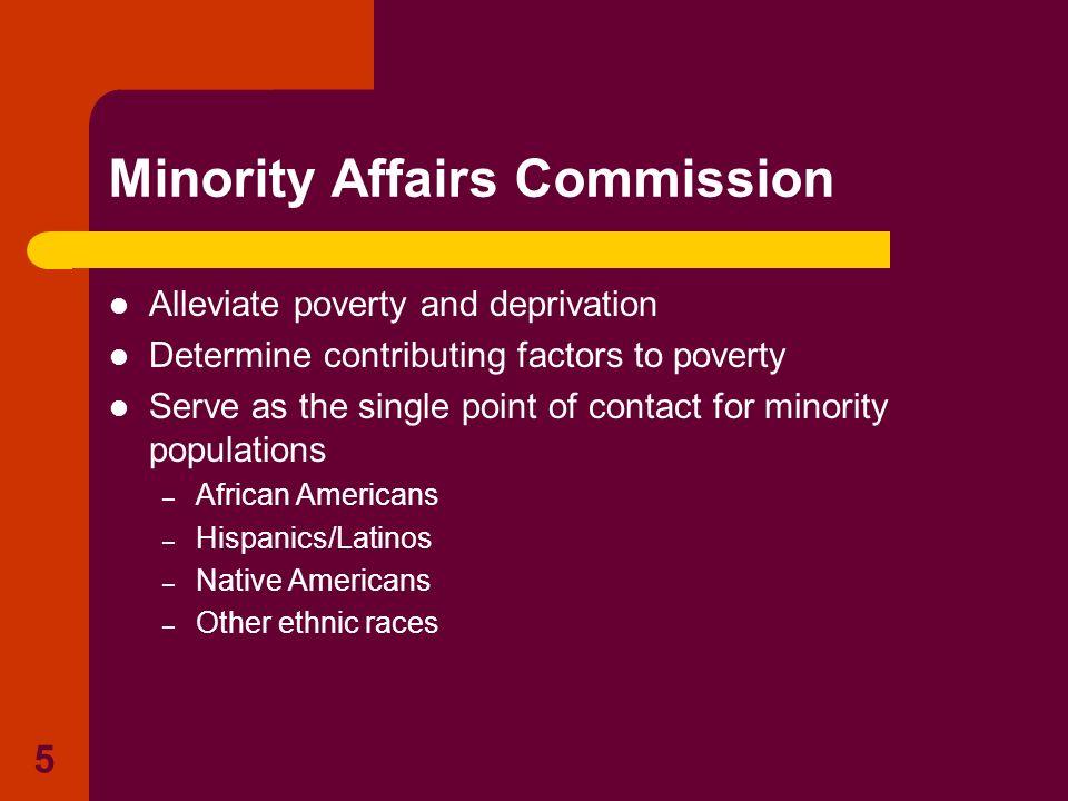 Minority Affairs Commission