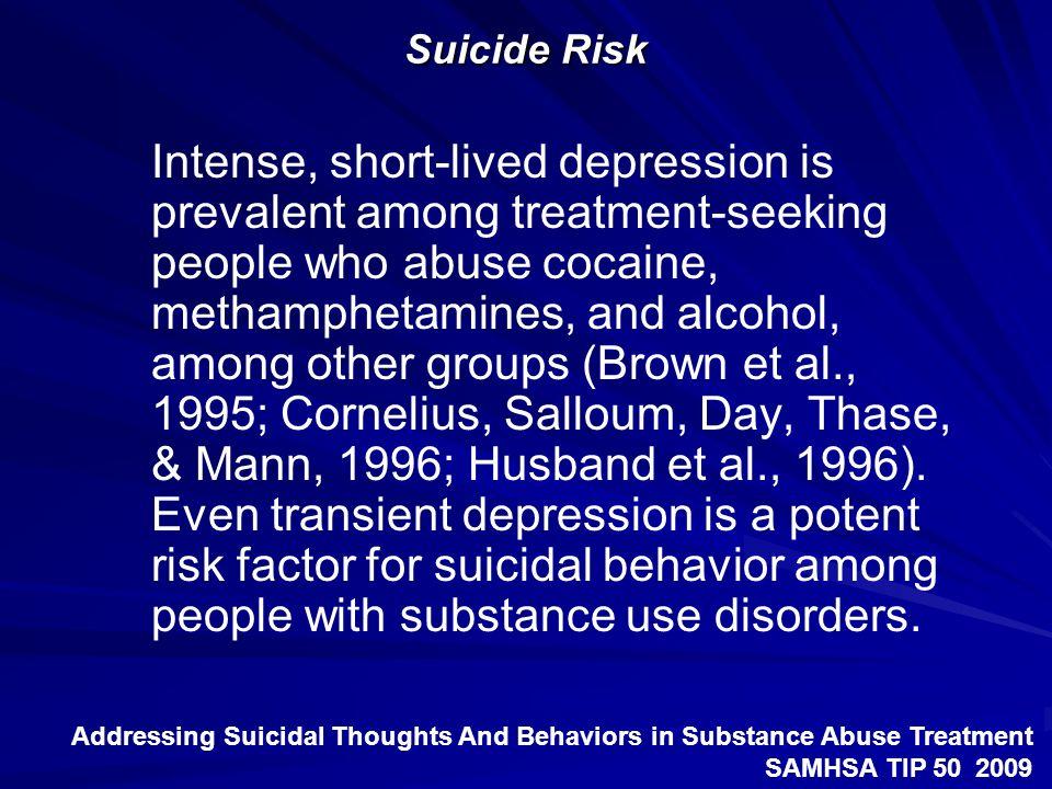 Suicide Risk