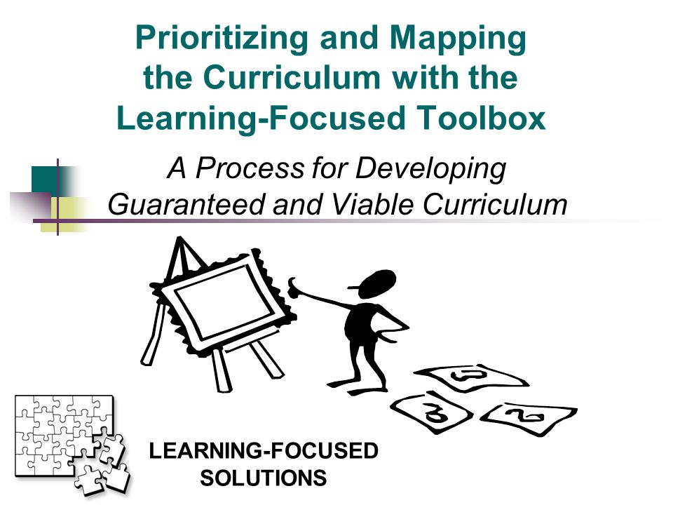A Process for Developing Guaranteed and Viable Curriculum
