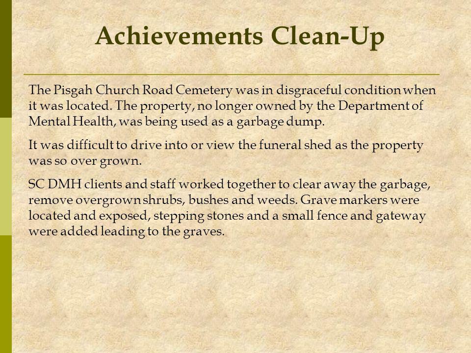 Achievements Clean-Up