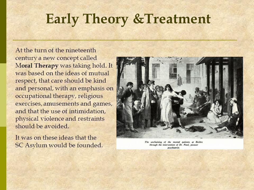 Early Theory &Treatment