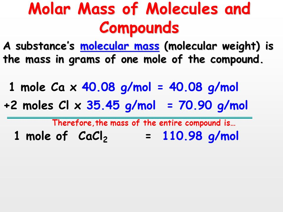 molar mass of cl Molar mass of a hydrate (molar mass, molecular weight, gram formula mass)  mole conversions reading compounds that have water attached (hydrates.