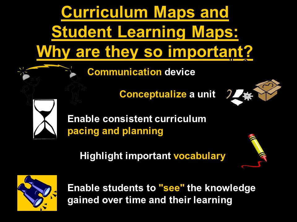 Student Learning Maps: Why are they so important