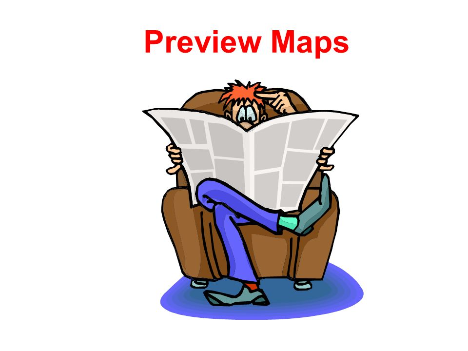Preview Maps