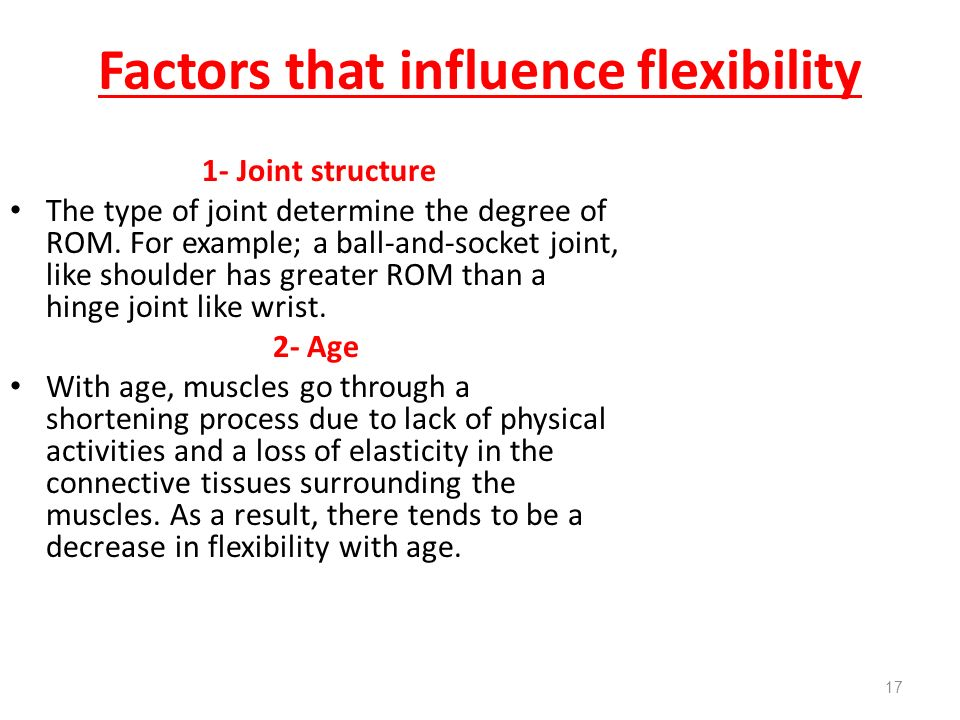 Factors that influence health: An introduction