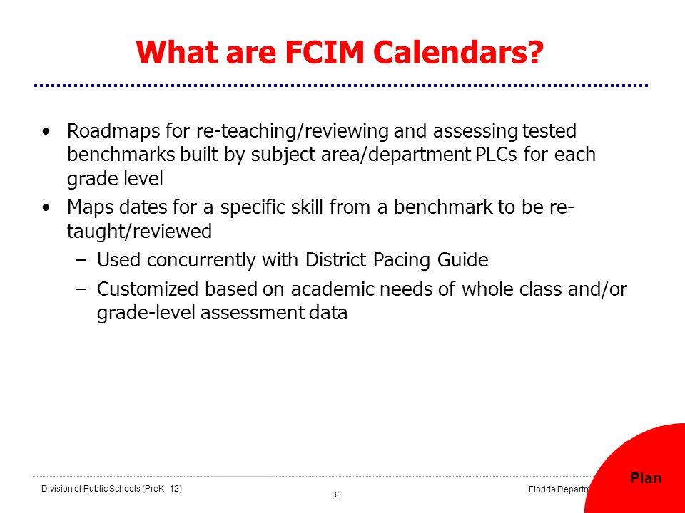 What are FCIM Calendars