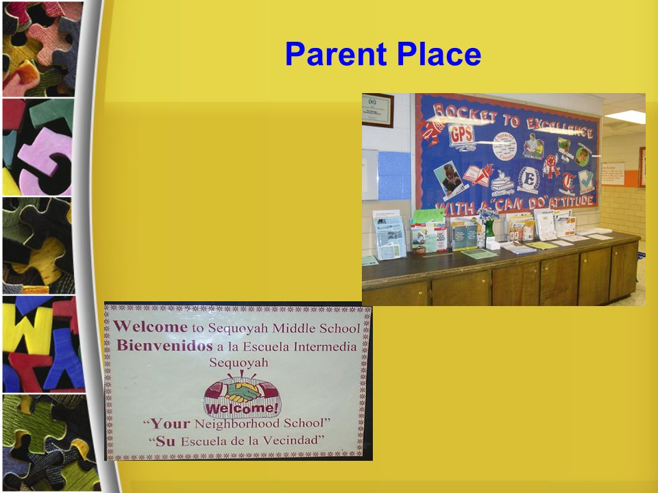 Parent Place