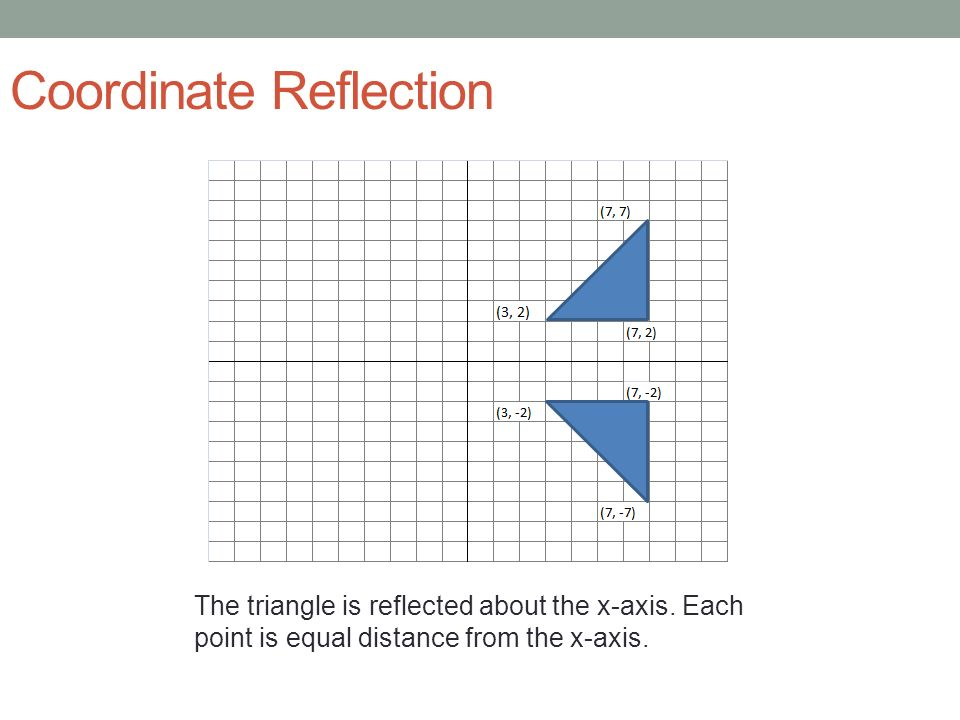 Coordinate Reflection
