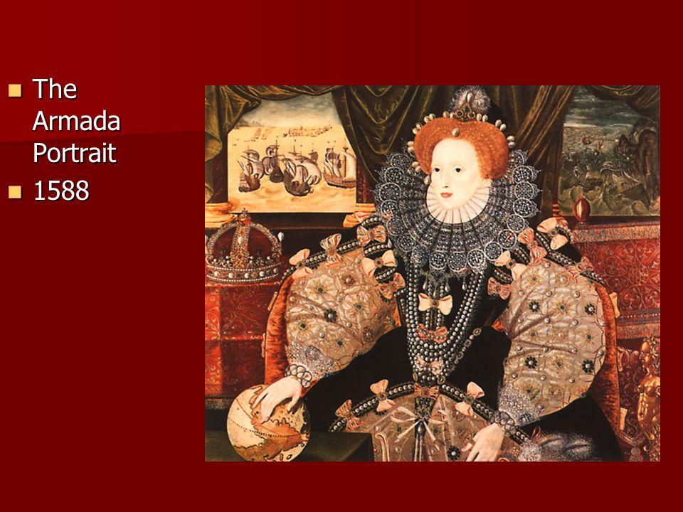 The Armada Portrait 1588