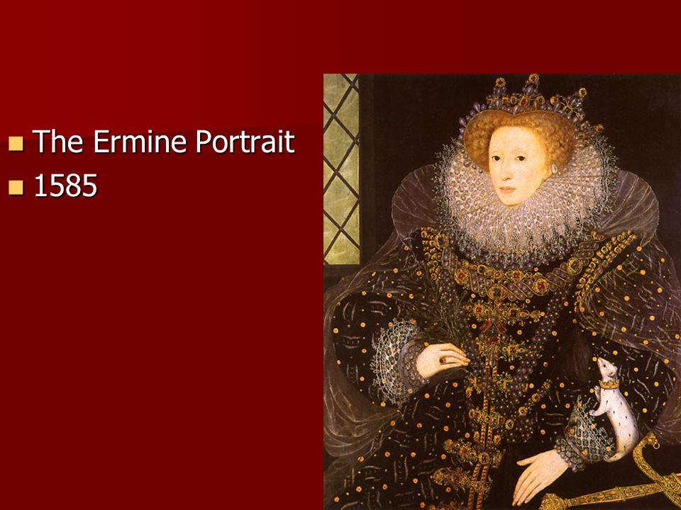 The Ermine Portrait 1585