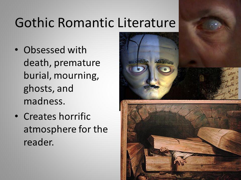 Gothic Romantic Literature