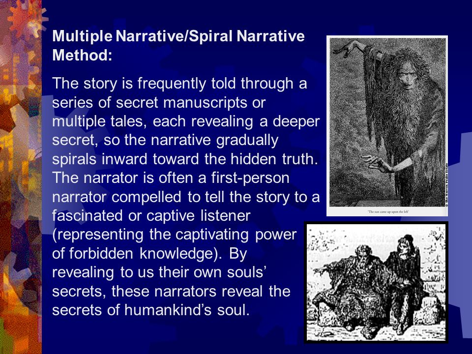 Multiple Narrative/Spiral Narrative Method: