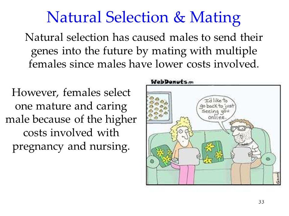 Natural Selection & Mating