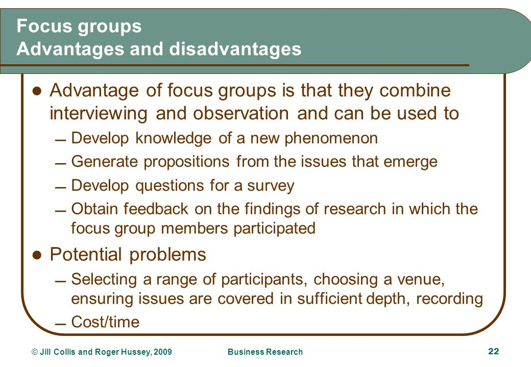 advantages and disadvantages qualitative research The advantages and disadvantages of qualitative methods are fairly straightforward for psychology of religion research: qualitative methods are specifically formulated to investigate meanings and personal experiences, even spiritual experiences, and are less adept at studying.