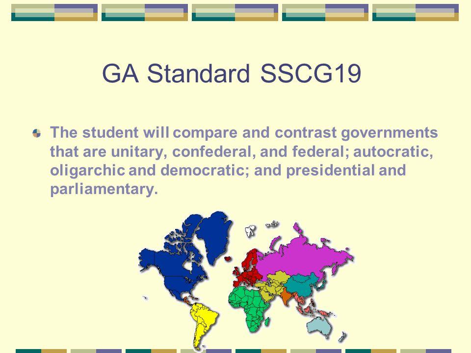 GA Standard SSCG19