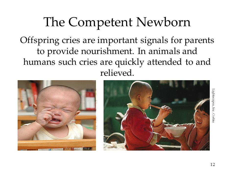 The Competent Newborn