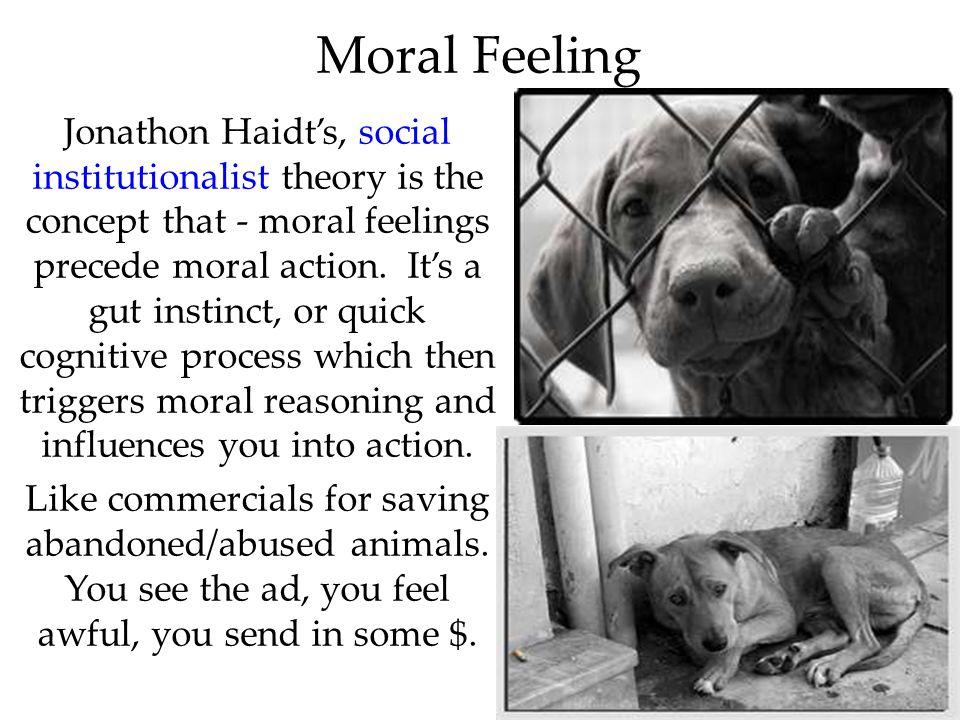 Moral Feeling
