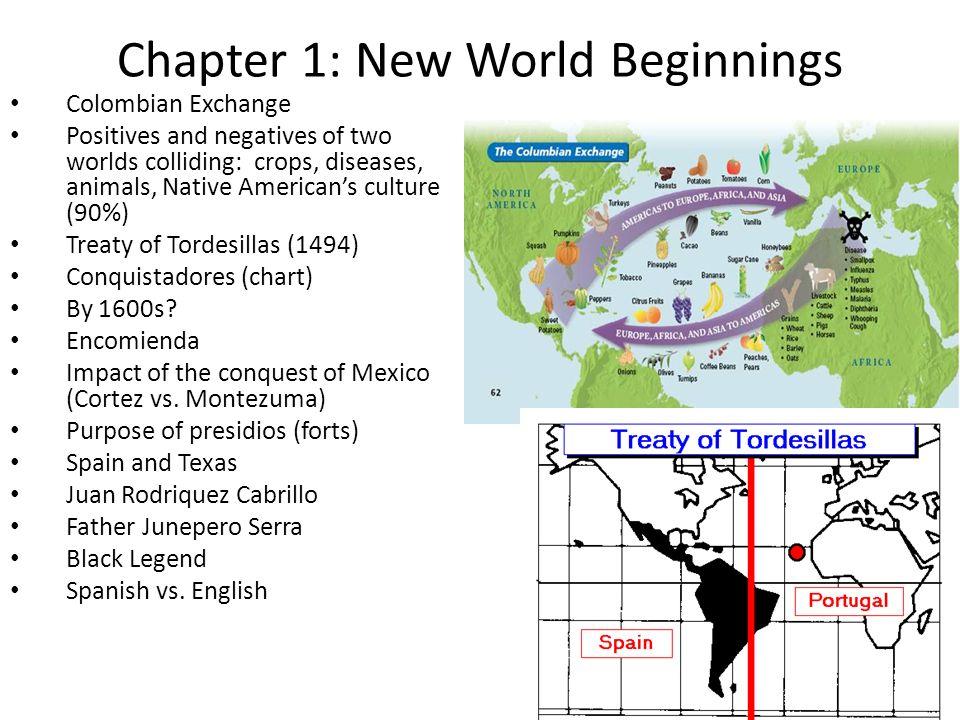 Chapter 1: New World Beginnings
