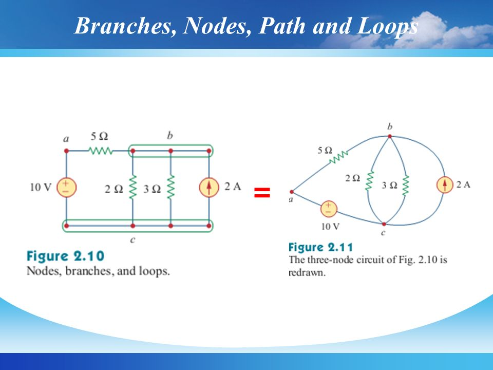 Branches, Nodes, Path and Loops