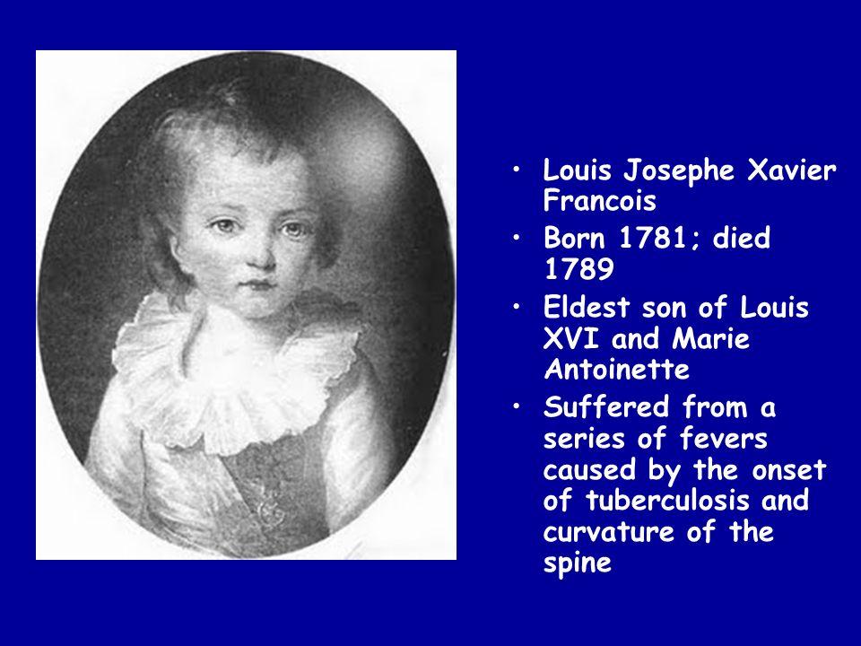 Louis Josephe Xavier Francois