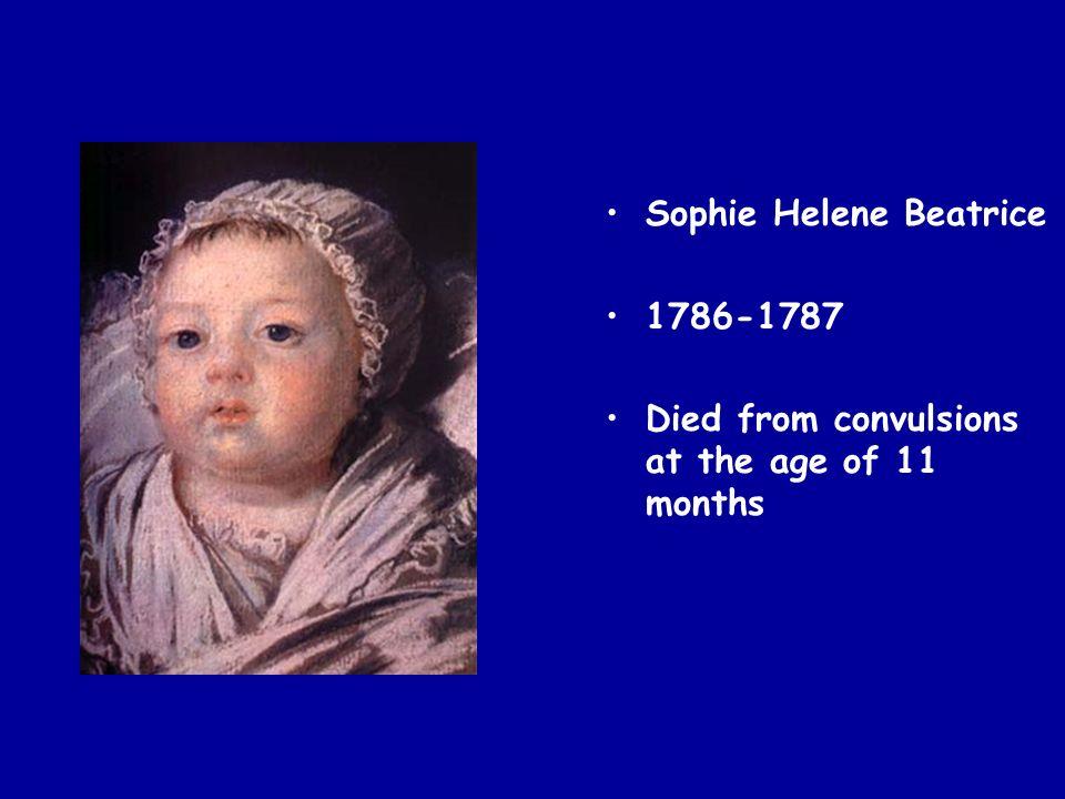 Sophie Helene Beatrice